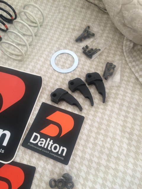 Dalton Clutch Kit install and Review