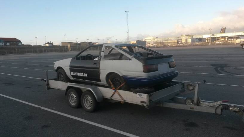Tore's AE86 Ground-up build