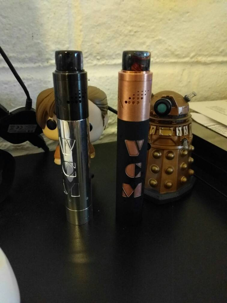 dahummm thoes lawless drip tips are sexyy post your pics vaping