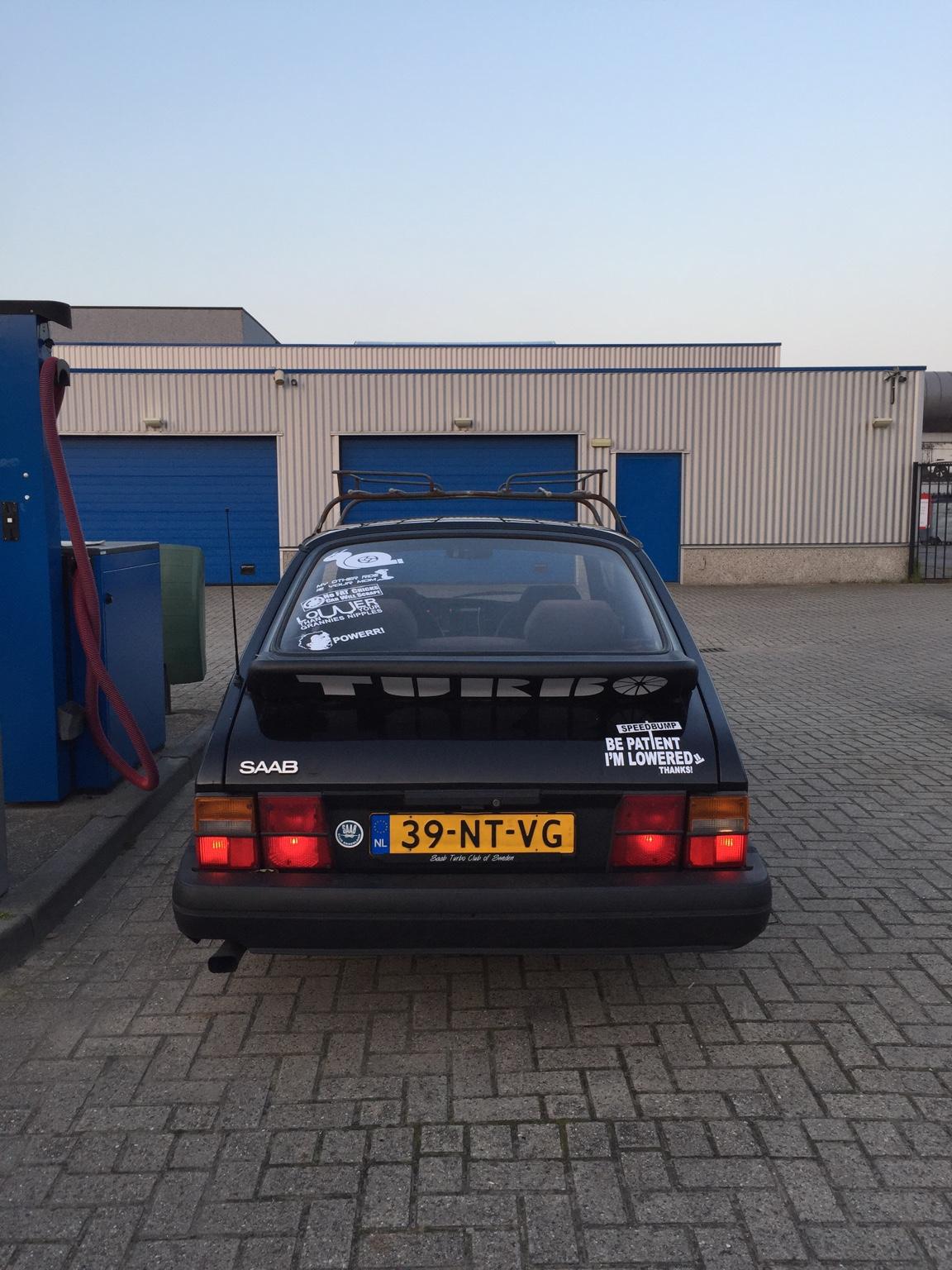 De Racekroket Saabforumnl