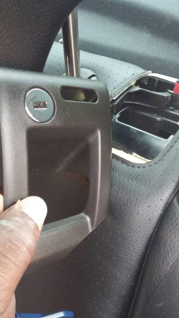 How To Fix A Broken Rear Seat Latch 2010 Vw Passat