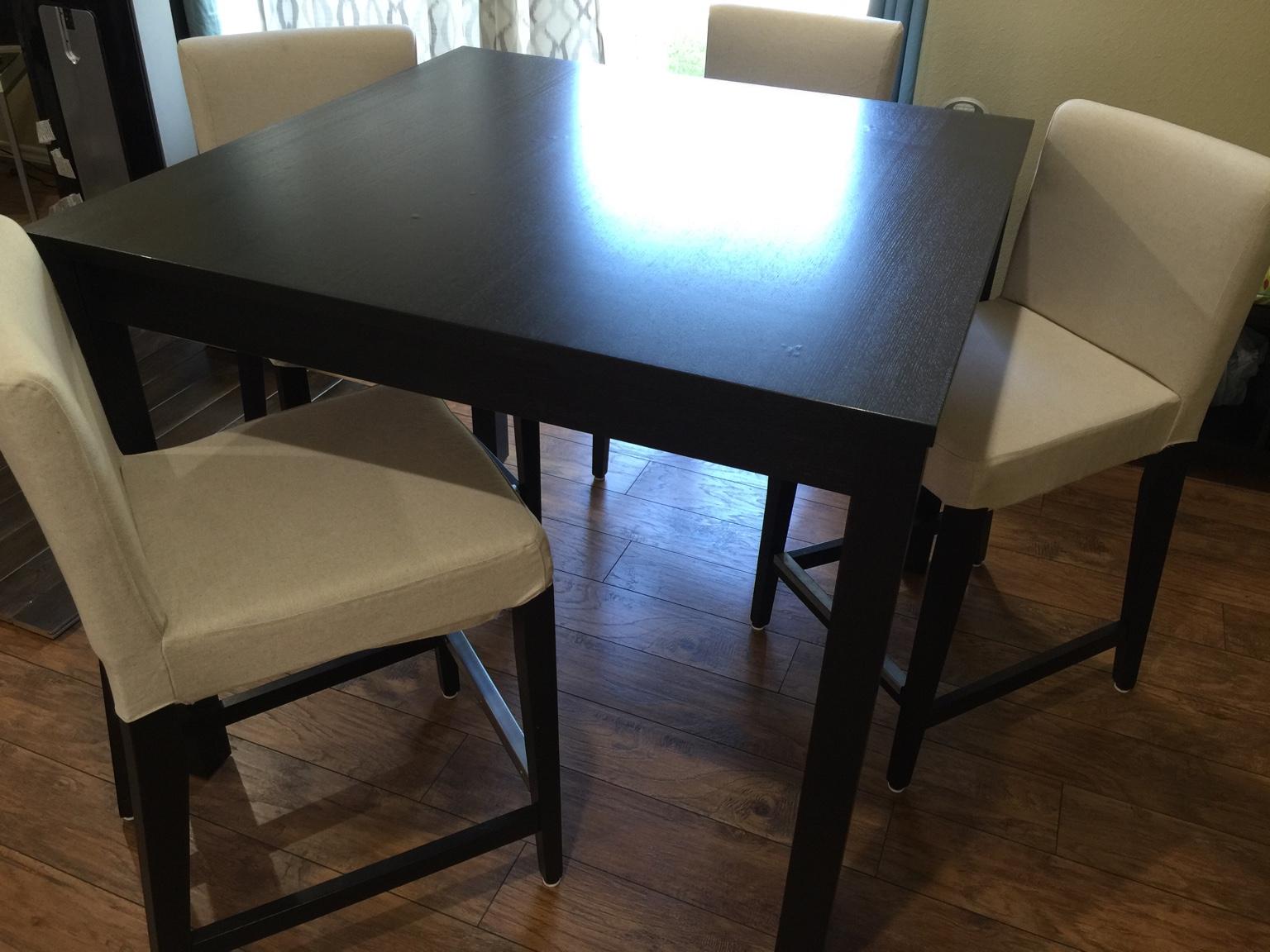Ikea Bjursta Bar Table
