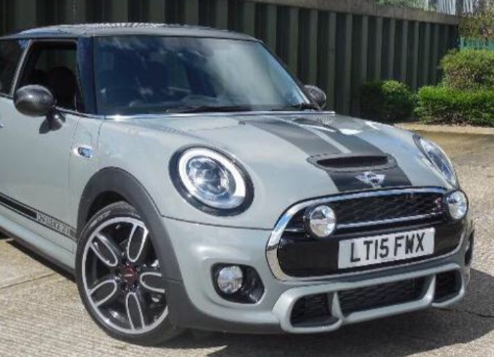 Opinion Needed About The Bonnet Stripes 2015 Mini Cooper Forum