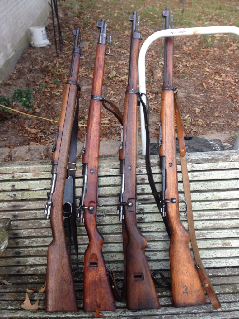Why are Turkish Mausers so cheap?
