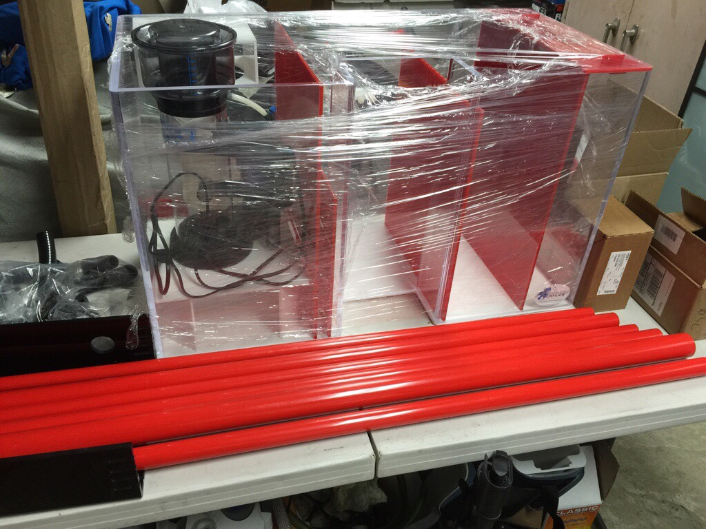 sump for 60 gallon cube reef central online community