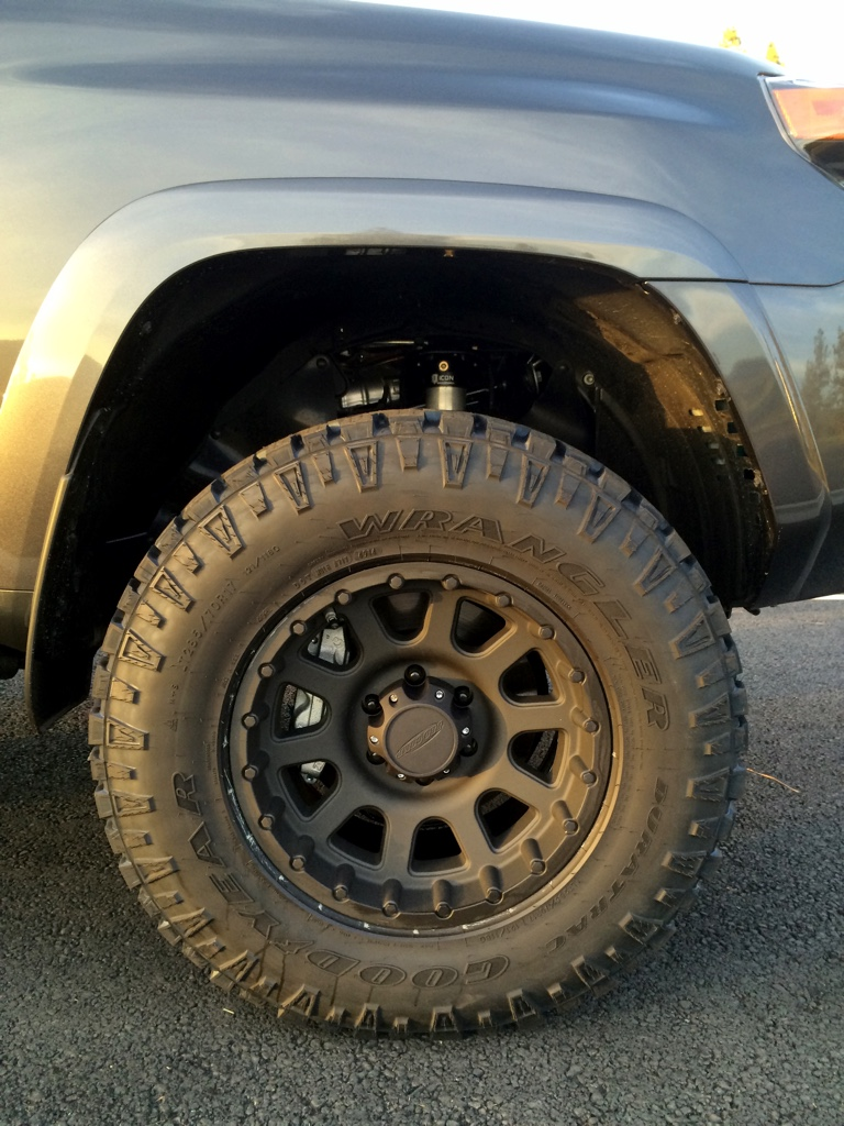 Best Aggressive Looking Winter All Terrain Tires Page