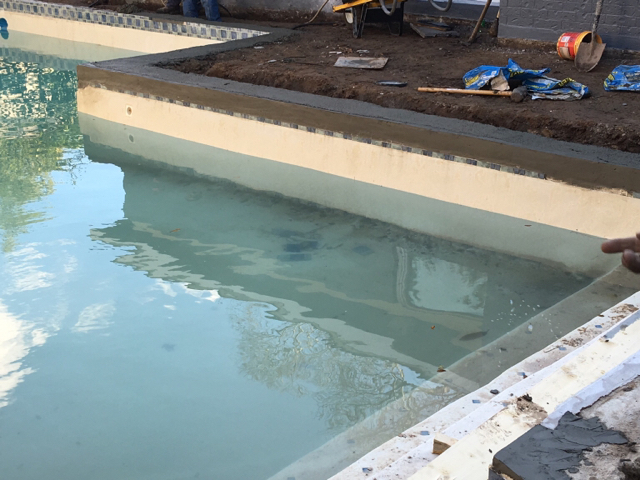 Tree cracked my pool - let\'s talk about rebuilding bond beam - Page 2