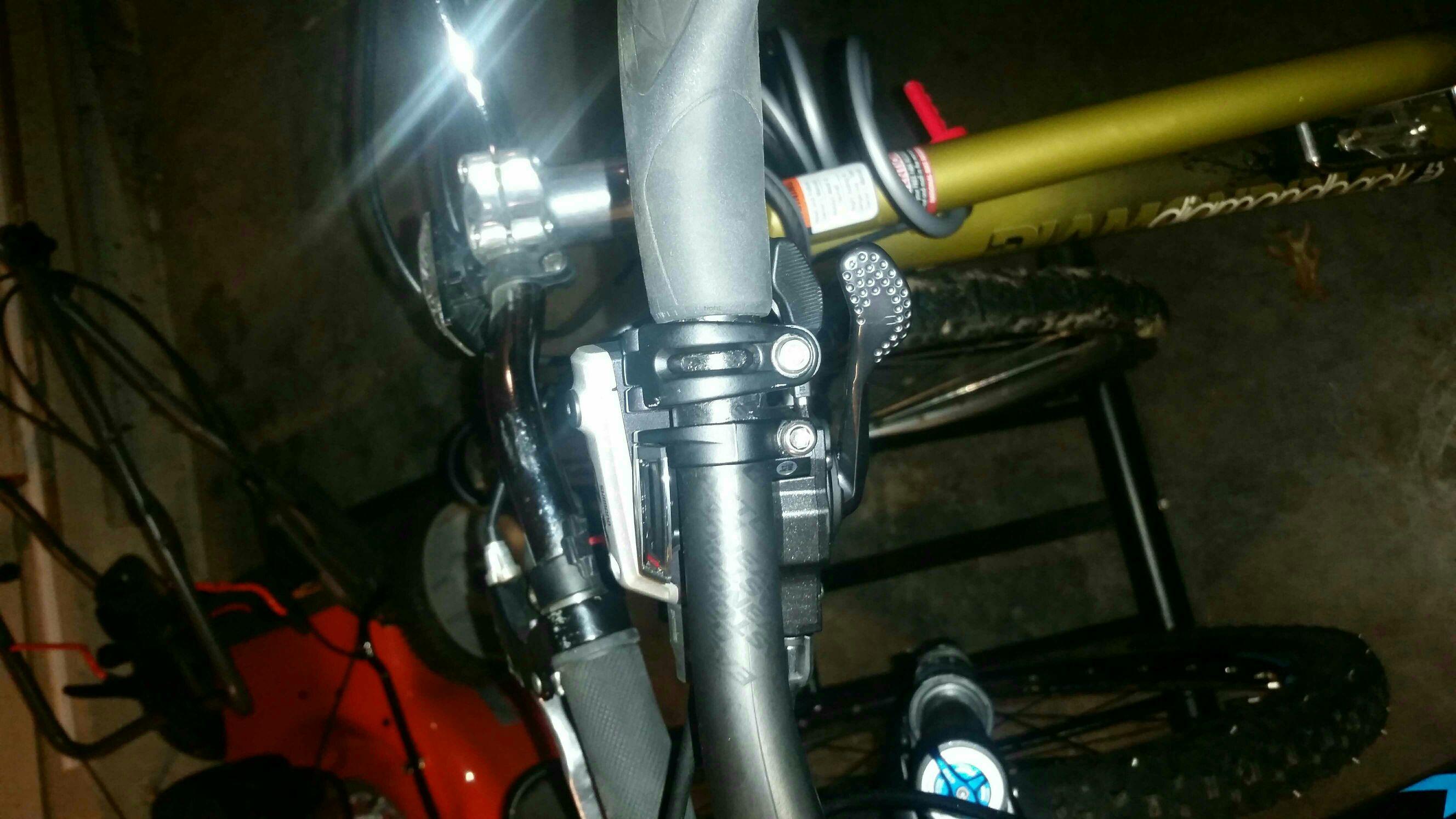 shimano xt m8000 brakes manual