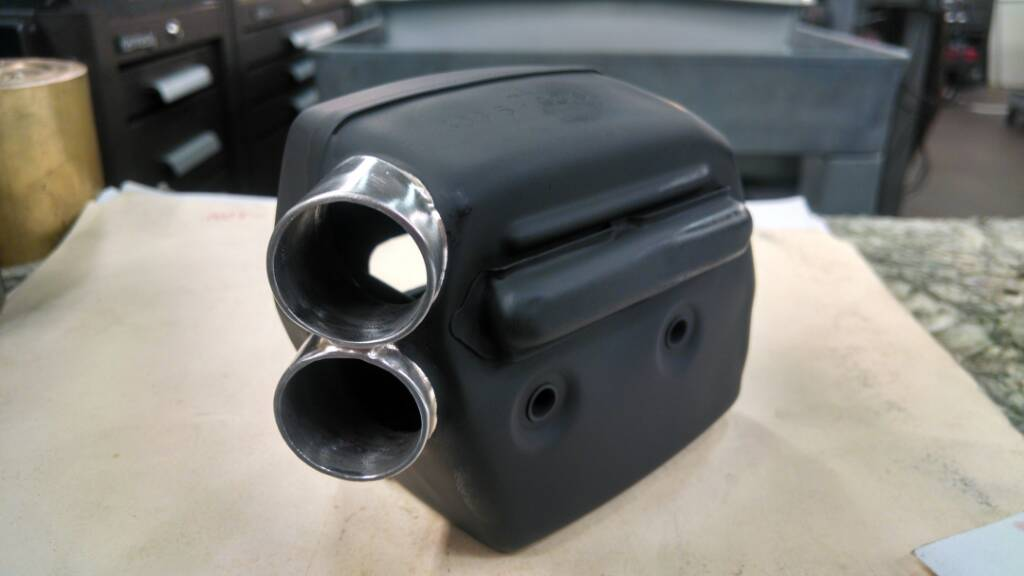 Muffler mod pictures | Page 7 | Outdoor Power Equipment Forum