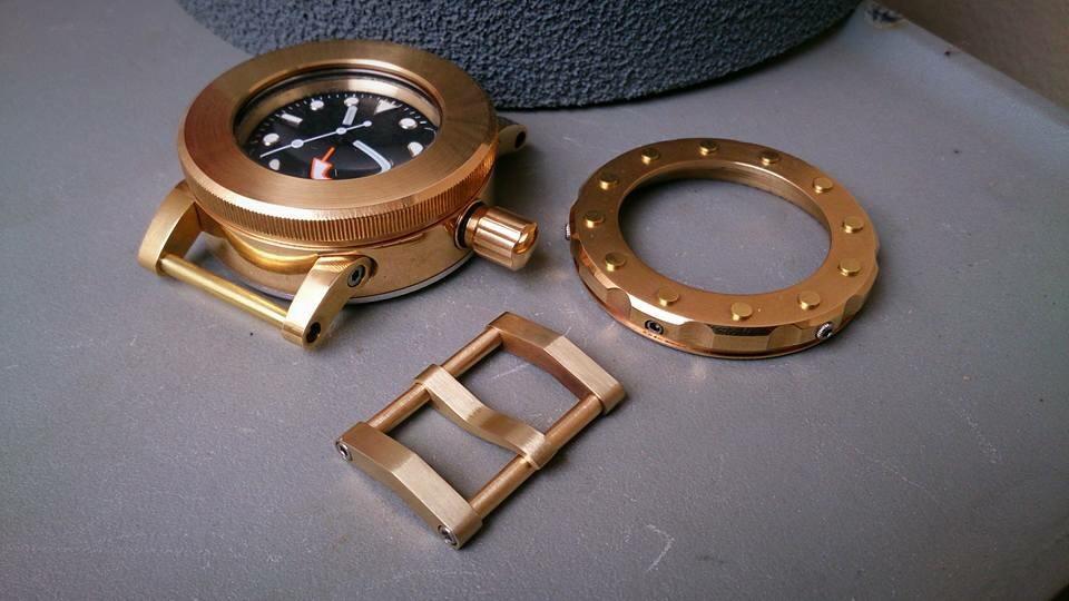 My bronze diver addiction page 60 - Bronze dive watch ...