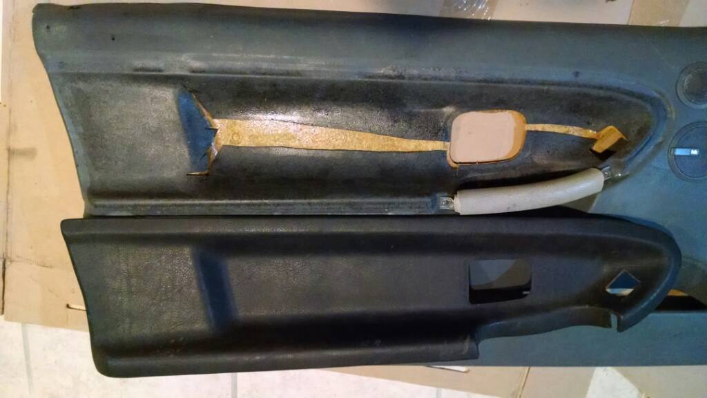 I\u0027m planning to use gorilla glue which I\u0027ve heard works good for door card repairs. Any advice would be appreciated. & Door card repair