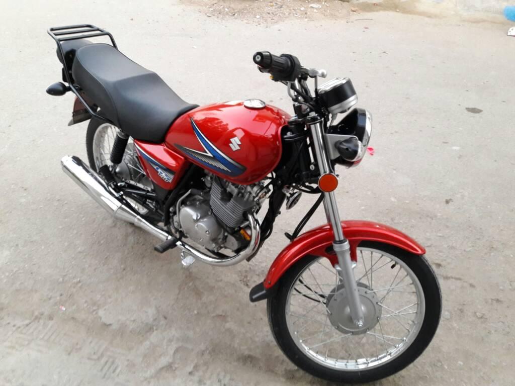 My third Suzuki GS 150 (Shafin619) - 2280910e1bb158a33c6737777a45ce35