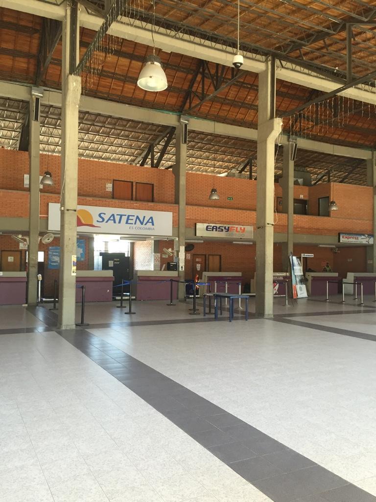 Arauca bogota medellin olaya satena la aerolinea del estado - Vuelos puerto asis bogota ...