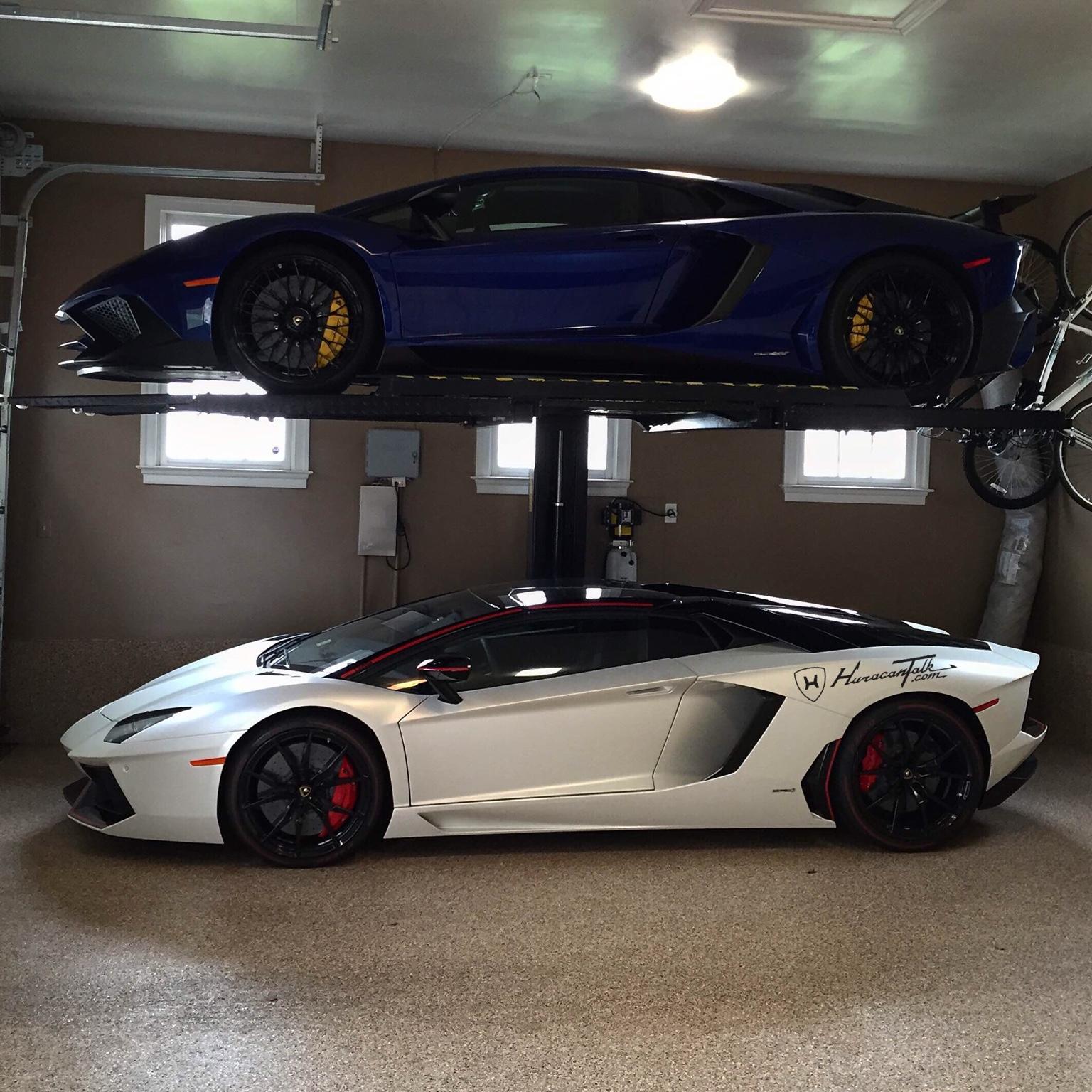 Lamborghini Huracan Garage Picture Thread Where Do You