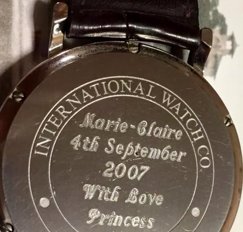 Cerrado Borrar Grabado De Trasera De Reloj Relojes Especiales El Foro De Relojes