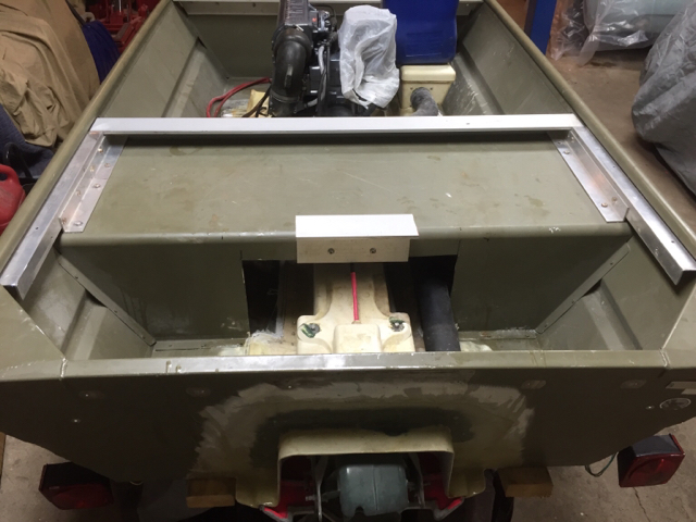 how to build 16 f00t jon boat