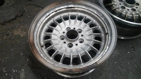 Bmw Style Wheels >> BMW TRX Wheels & Tires • MyE28.com