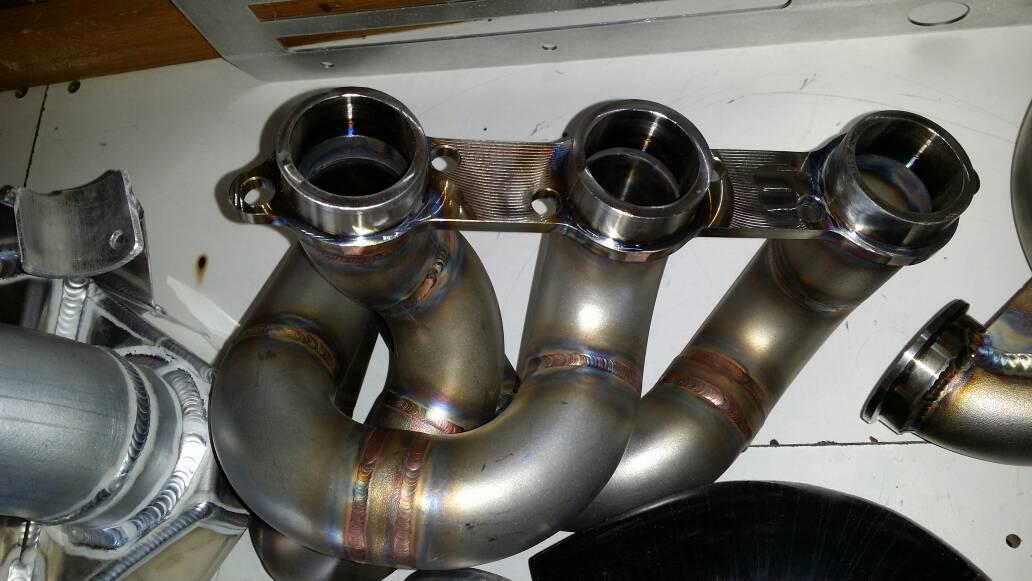 K&T Turbo install on YXZ