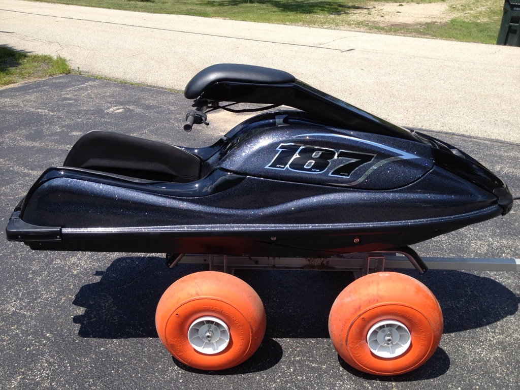 2003 Sxr 800 Like New