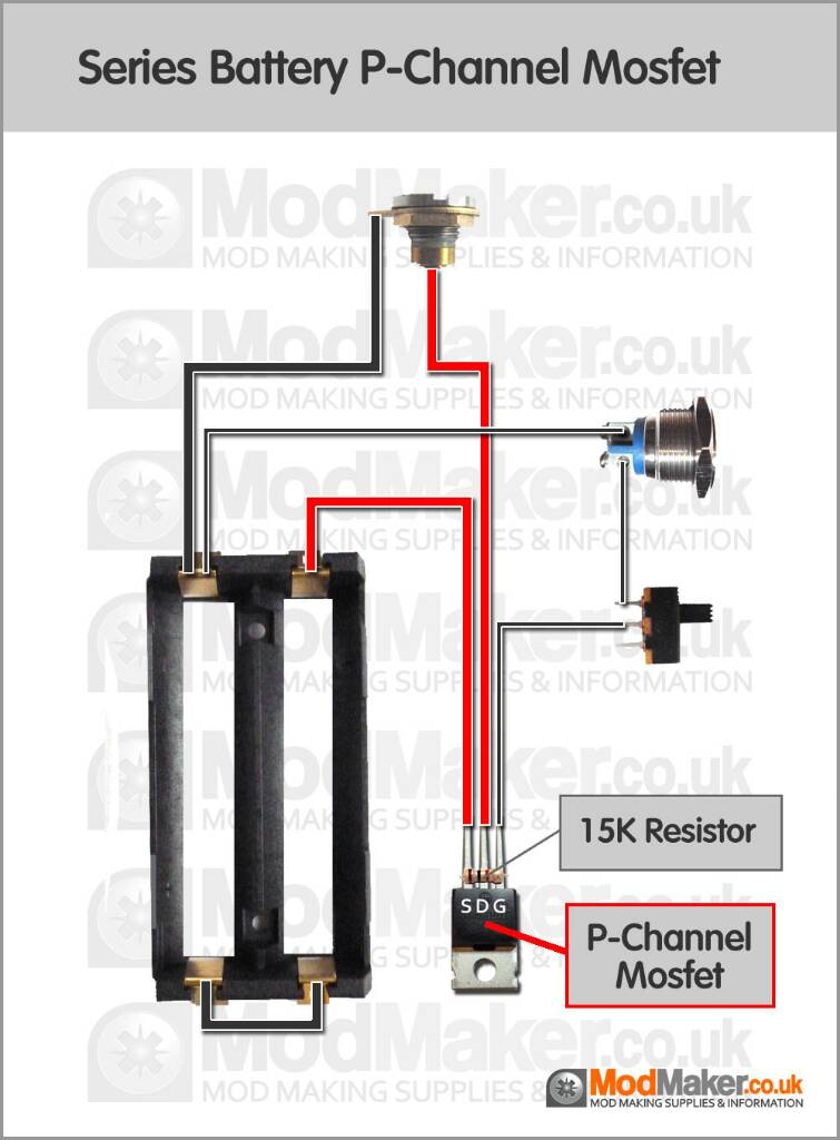 MOSFET Help | Vaping Underground Forums - An Ecig and Vaping ... on