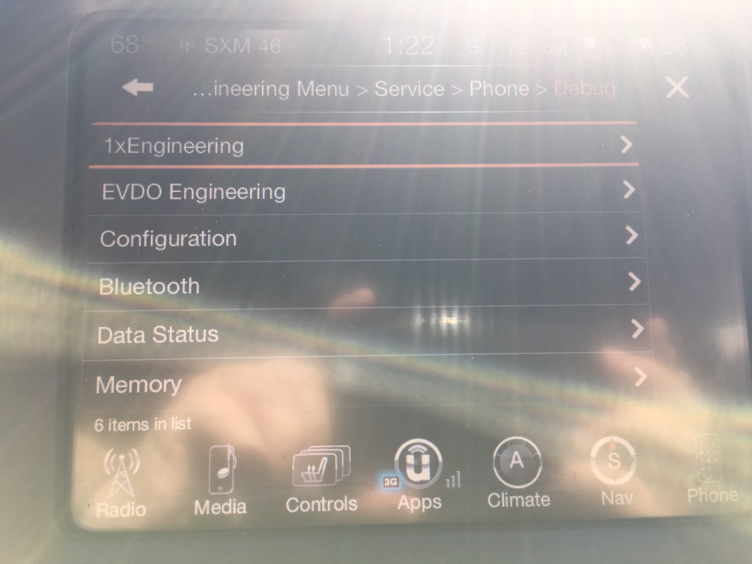 UConnect 8 4 Engineering Mode - 2014+ Jeep Cherokee Forums