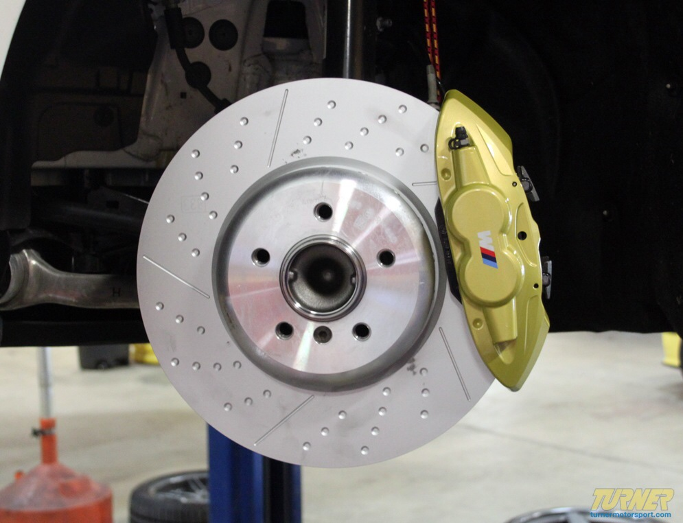 Mercedes E Coupe Sport Package Brake Rotors