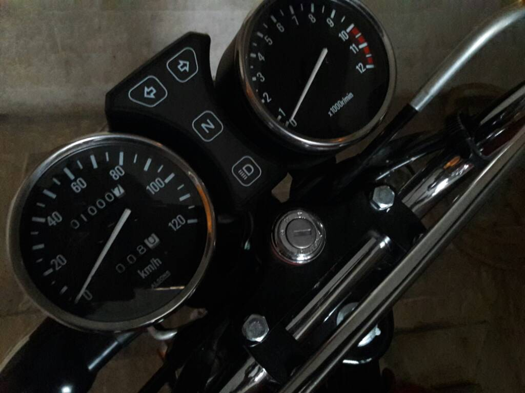 My third Suzuki GS 150 (Shafin619) - 8d6b647f16196cffea45a7756ca4670c