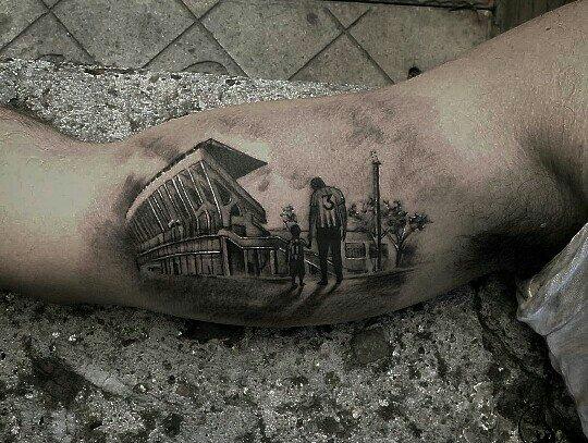 Tatuajes Del Escudo Del Betis tatuajes del betis - betisweb