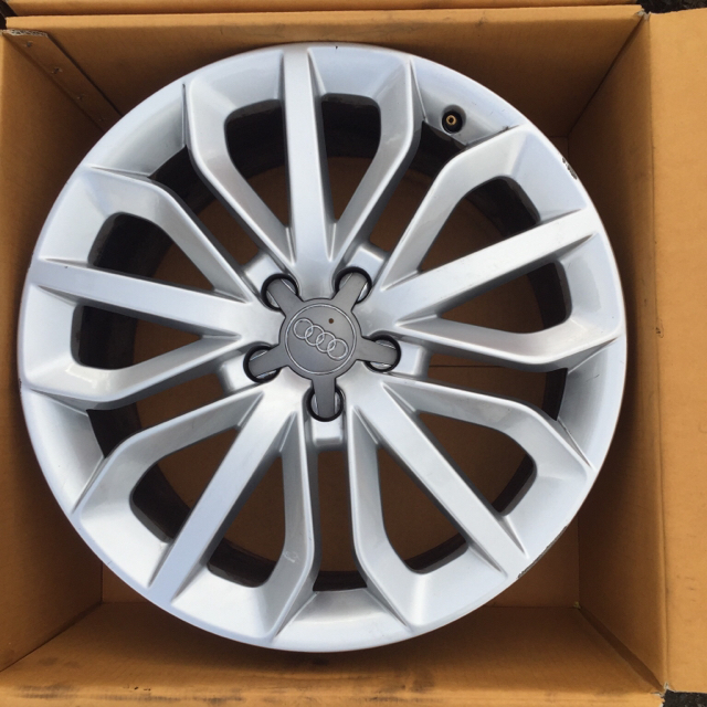 "FS: 19"" C7 Audi A6 Wheels"