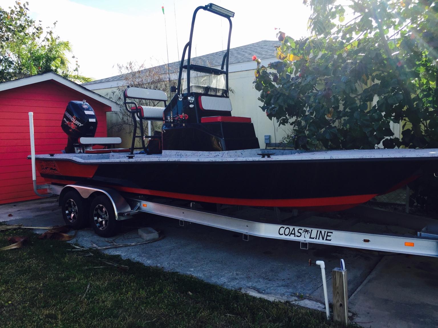 Thanks to Chris's Marine, Haynie Boats - 2CoolFishing