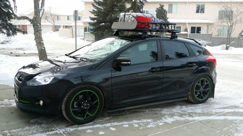 Ford Fiesta Roof Rack >> Focus St Roof Rack. Ford Focus Hatchback 2014 Ford Price . Gene Butman Ford: 2012 2013 Ford ...