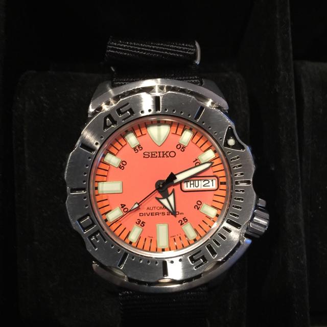 Orange dial dive watch page 10 - Orange dive watch ...