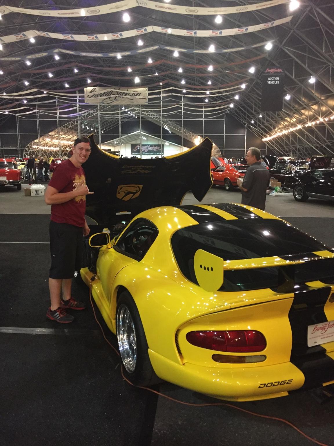 Barrett Jackson Car Show Az.html | Autos Post