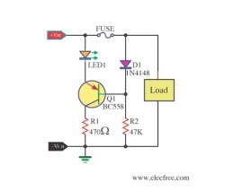 blown fuse led indicator sparkfun electronics rh forum sparkfun com Open Fuse Indicator Open Fuse Indicator