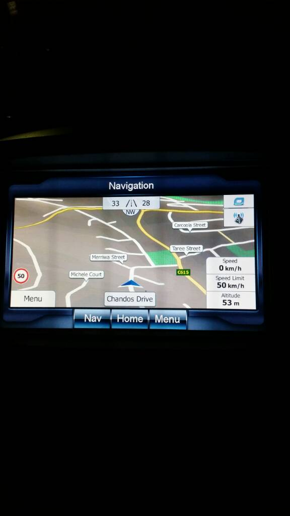 Sat Nav Update - Interior and Car Audio - OzFalcon - Ford Falcon