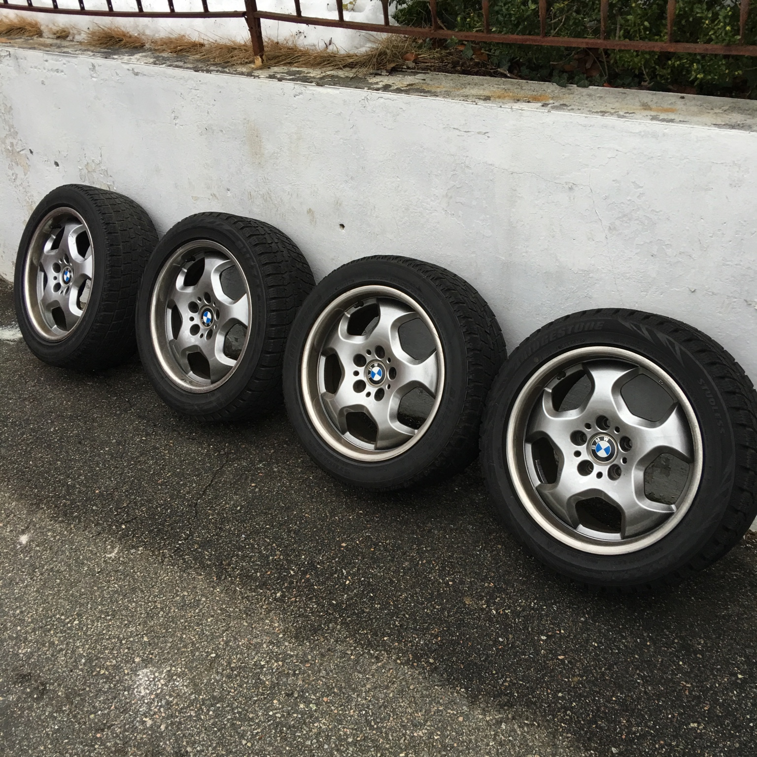 BMW E36 E46 M3 Contour Wheels