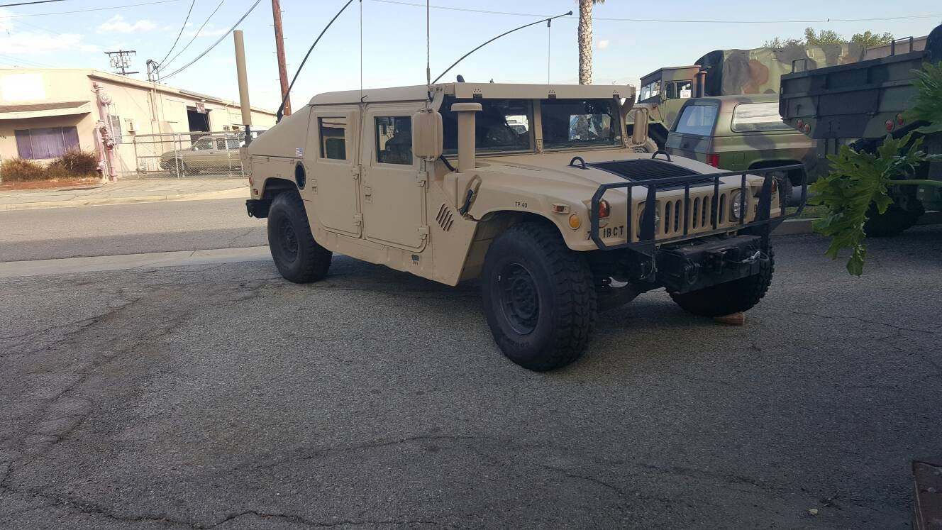 HMMWV accessories/mods? [Archive] - Steel Solrs::Military ... on