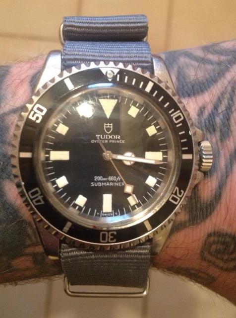 Rolex tudor dive watch love submariner sea dweller - Tudor dive watch ...