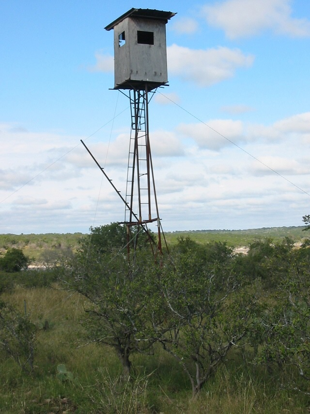 Hunting Stand Designs : Need windmill deer stand ideas texasbowhunter.com community