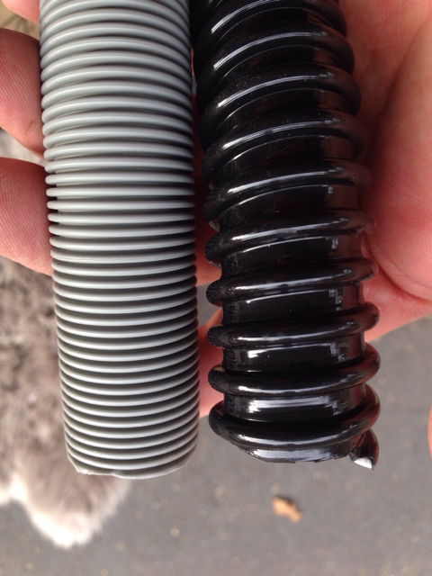 Fresh Air Intake Water Drain Replacement Techniques Page