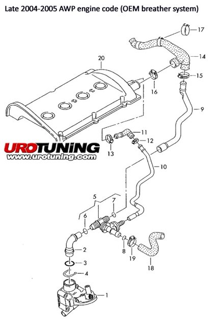02 Vw Gti 1 8t Engine Diagram Diagram Auto Wiring Diagram