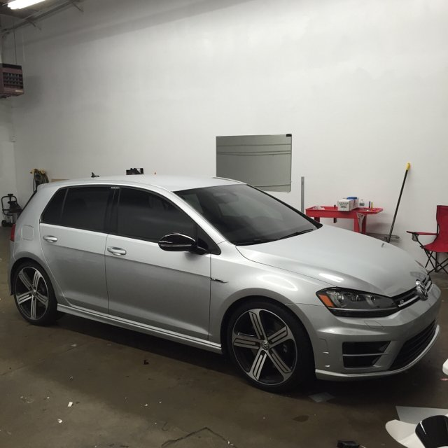 Rare find 2015 Golf R in Reflex Silver for sale, saw at local dealer. - Page 2 - GOLFMK7 - VW ...