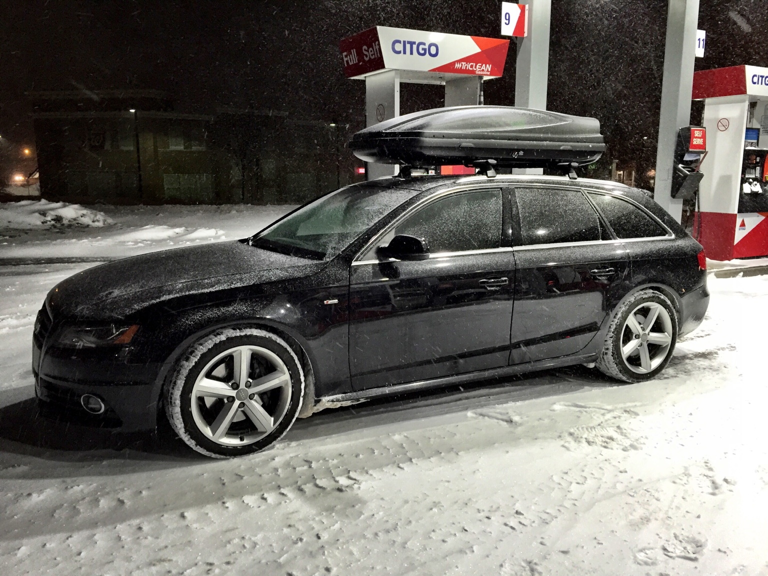 Thule Force Alpine Roof Box - Best Roof 2017