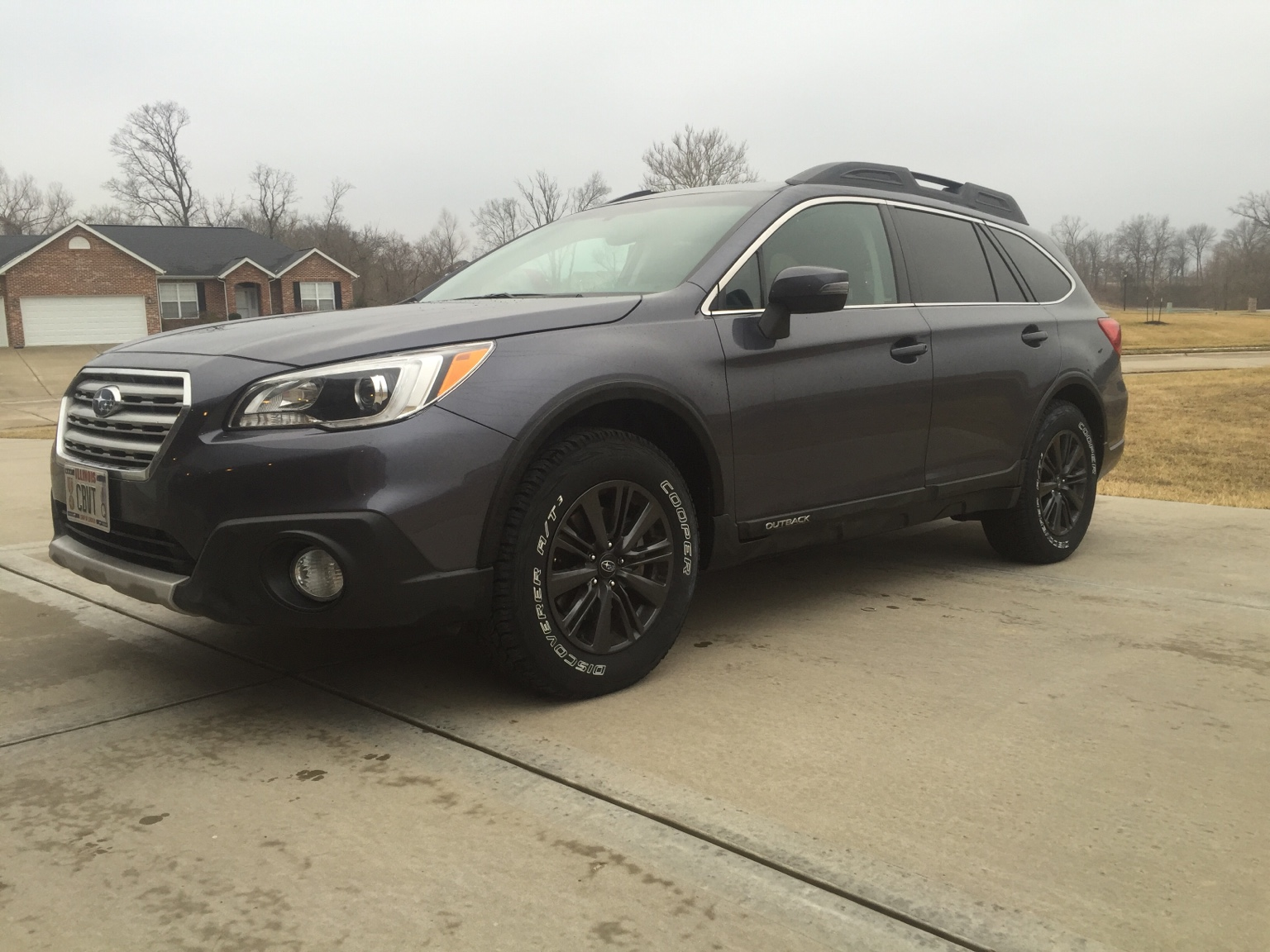 2015 outback 2 5 limited wrx wheels page 2 subaru outback subaru outback forums. Black Bedroom Furniture Sets. Home Design Ideas