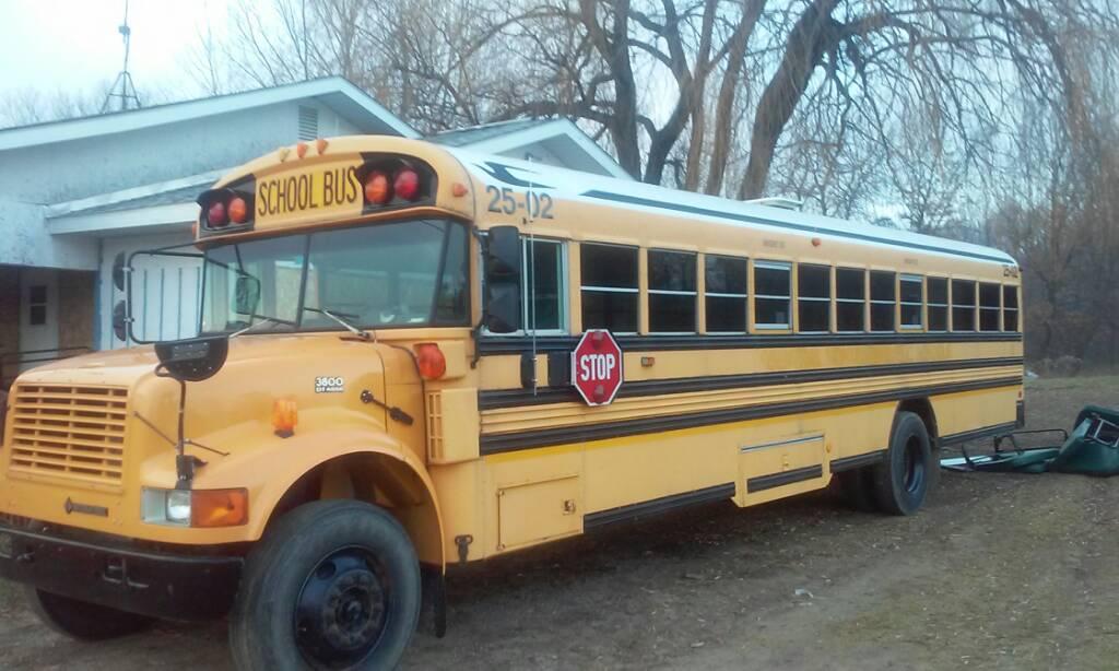 Bus Fuse Box - Wiring Diagrams Schema