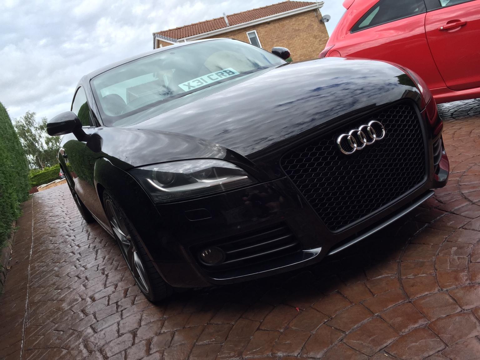 The Audi TT Forum • View topic - finally got a pic...