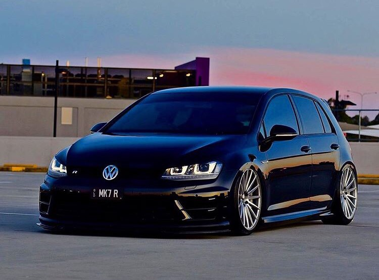 black lapiz blue mk7 golf r picture thread. Black Bedroom Furniture Sets. Home Design Ideas