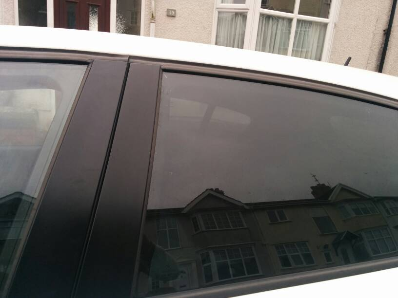 Window tint for 17 window tint