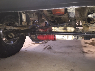 Wagoneer SOA pulls to one side/SOLVED!!!!! - Full Size Jeep
