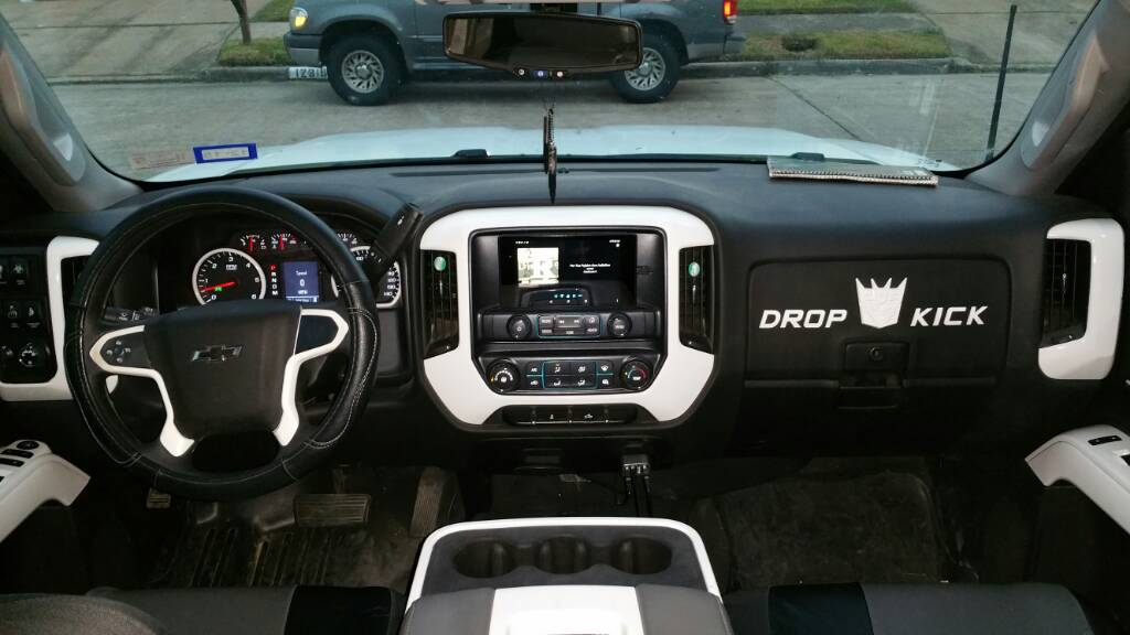 Aftermarket Head Unit Post Your Pics Page 2 2014 2015 2016 2017 2018 Silverado